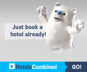 Save on your hotel – www.hotelscombined.com